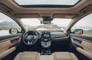 Yeni Honda CR-V