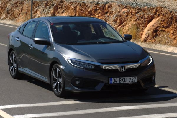 Yeni Honda Civic Dizel Otomatik Kaç Para Otostil Dergisi
