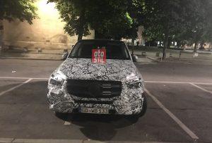 Yeni Mercedes GLE
