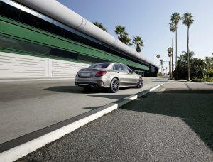 Mercedes yeni C Serisi 2018