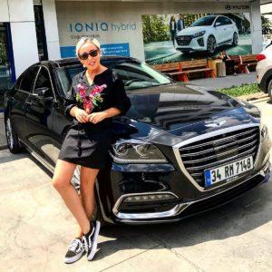 Hyundai Genesis Türkiye'de
