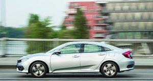 Honda Civic Eco testi