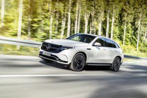 Yeni Mercedes EQC