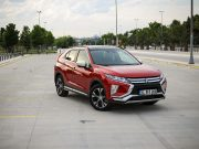 Mitsubishi Eclipse Cross test