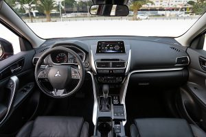 Mitsubishi Eclipse Cross test