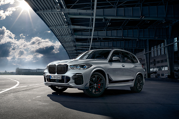 BMW X5 M Performans