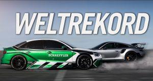 Elektrikli Audi RS3