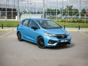 Honda Jazz test