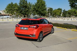 Hyundai i20 test
