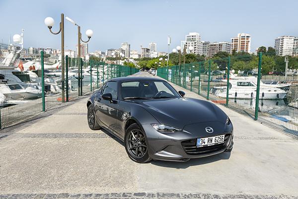 Mazda MX-5 RF test