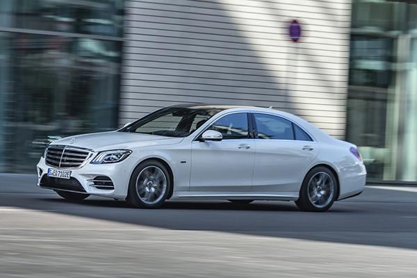 Mercedes hibrit