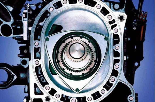 Mazda elektrikli rotary