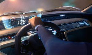 Audi RSQ e-tron konsept