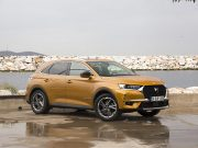 DS 7 Crossback test