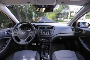 Hyundai i20 Active test