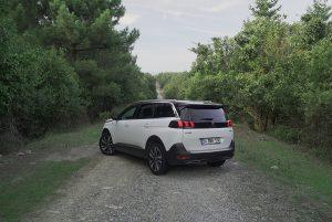Peugeot 5008 GT-Line test