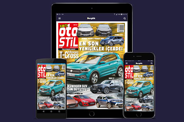 otostil dergisi Kasım 2018
