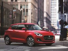 Yeni Suzuki Swift