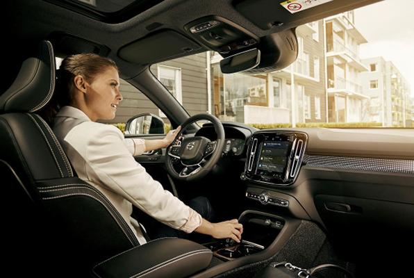 Volvo multimedya sistemi