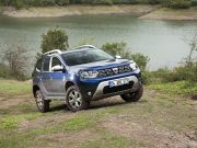 Dacia Duster 4x4 test