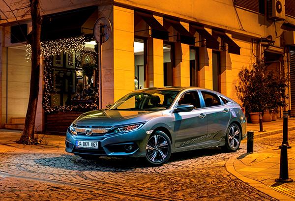 Honda Civic kampanyası