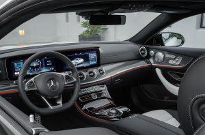 Mercedes E300 Coupe