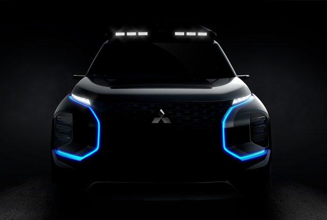 Mitsubishi elektrikli SUV