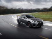Yeni Lexus RC F