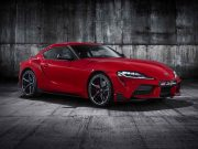 Yeni Toyota GT Supra