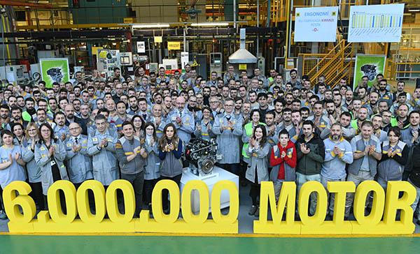Oyak Renault üretim rekoru