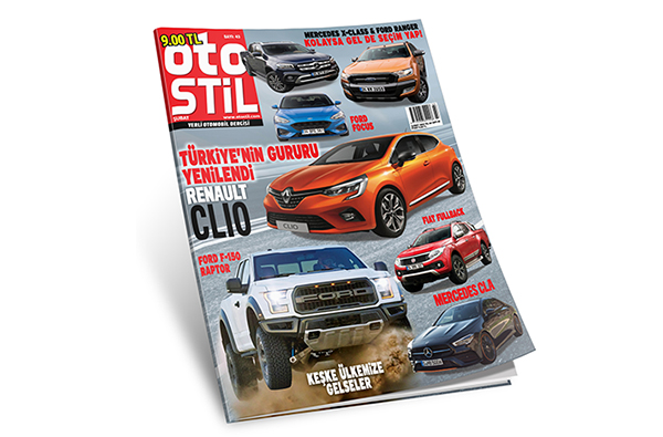 otostil dergisi Şubat 2019