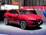 Alfa Romeo elektrikli SUV