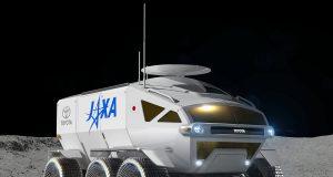 Toyota uzay aracı