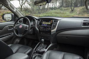 Fiat Fullback testi