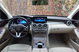 Mercedes C200 dizel testi