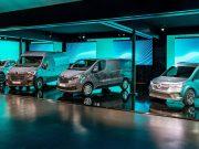 Renault elektrikli hafif ticari