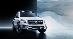 Yeni Mercedes GLB