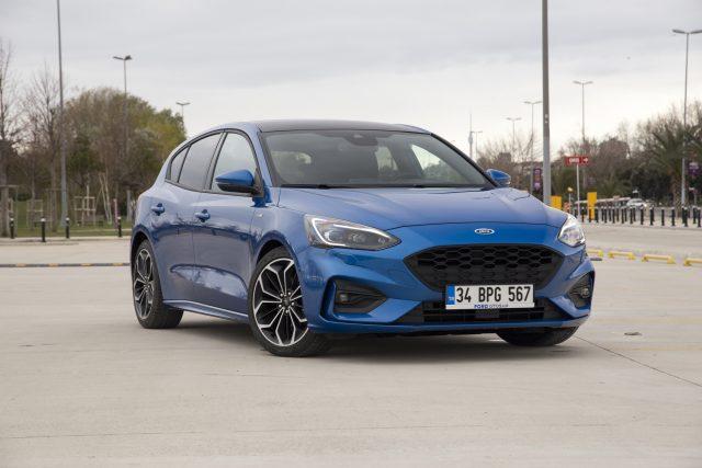 Ford Focus sürüş izlenimi