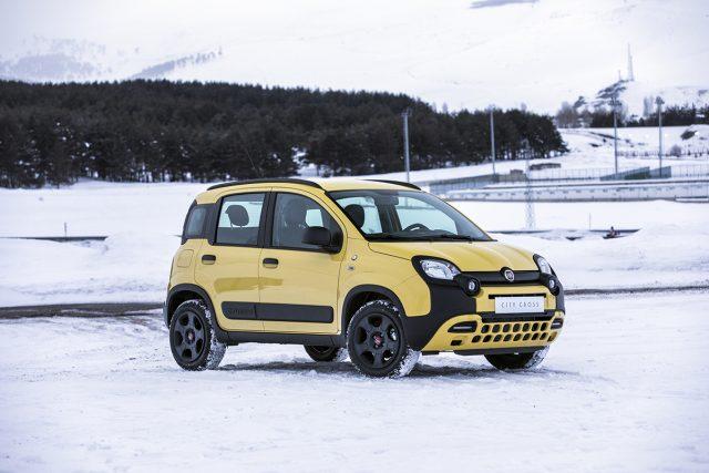 Fiat Panda sürüş izlenimi