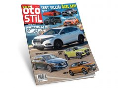 otostil dergisi Mayıs 2019