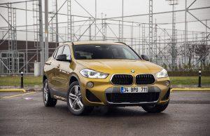 BMW X2 sürüş izlenimi