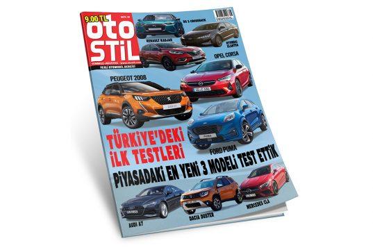 otostil dergisi Temmuz-Ağustos 2019