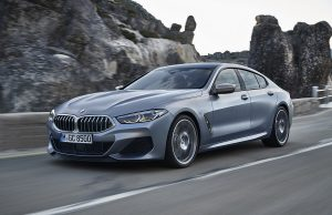Bmw 8 Grand Coupe