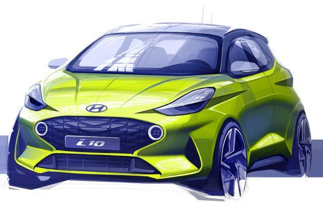 2020 model Hyundai i10