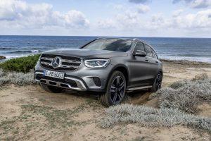 Yeni Mercedes GLC