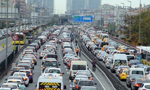 İstanbul dur-kalk'ta dünya birincisi oldu