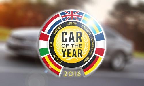 Car of the Year için yarışacak 7 araç belli oldu