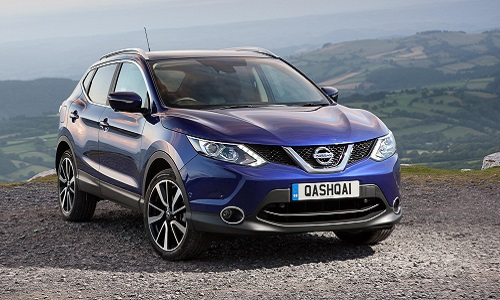 Nissan Qashqai bu yıl da SUV lideri oldu