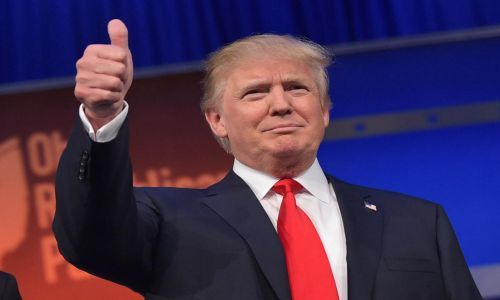 Donald Trump BMW'yi tehdit etti