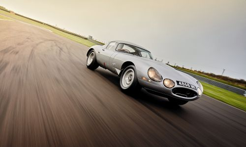 Bu Jaguar E-Type 3.kez hayata döndü